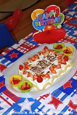 Birthdaypartycake