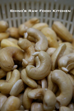 Sproutedcashews