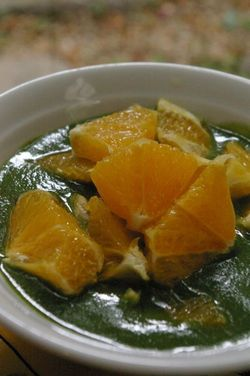 Greensoupwithorange