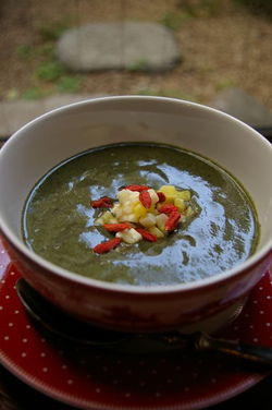 Greensoupwithgojiberries