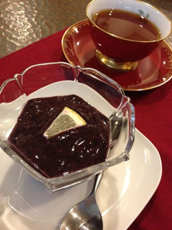 Blueberrypudding