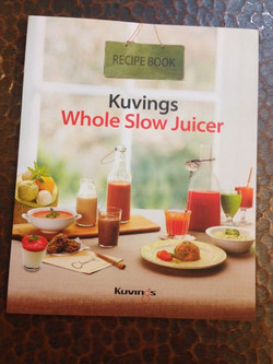 Juicer_recipebook